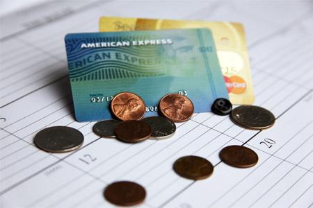 Paiement minimum carte de crédit